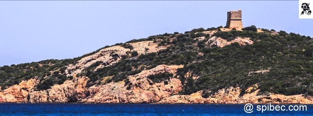 Les tours Génoises Corse