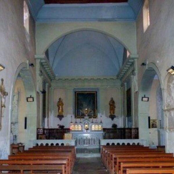 L'église d'Armissan