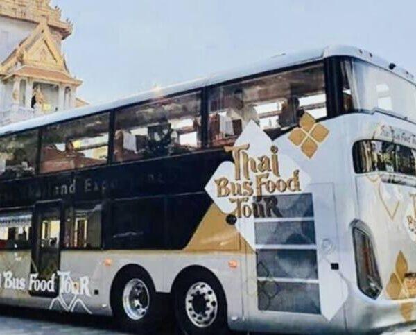 Thai Food Bus Tour de Bangkok