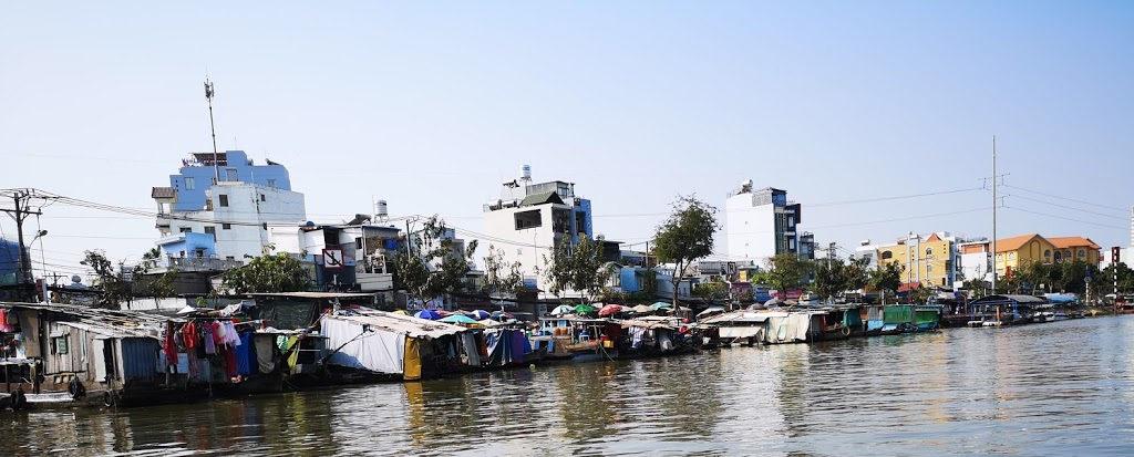 De la rivière Sai Gon au Delta du Mekong