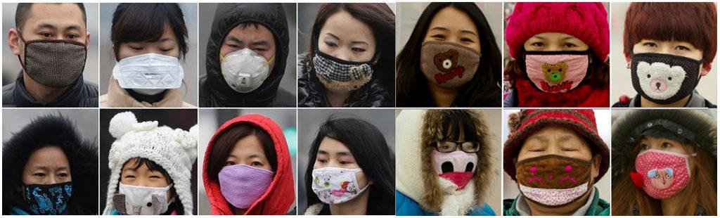 La folie des masques chirurgical en Asie