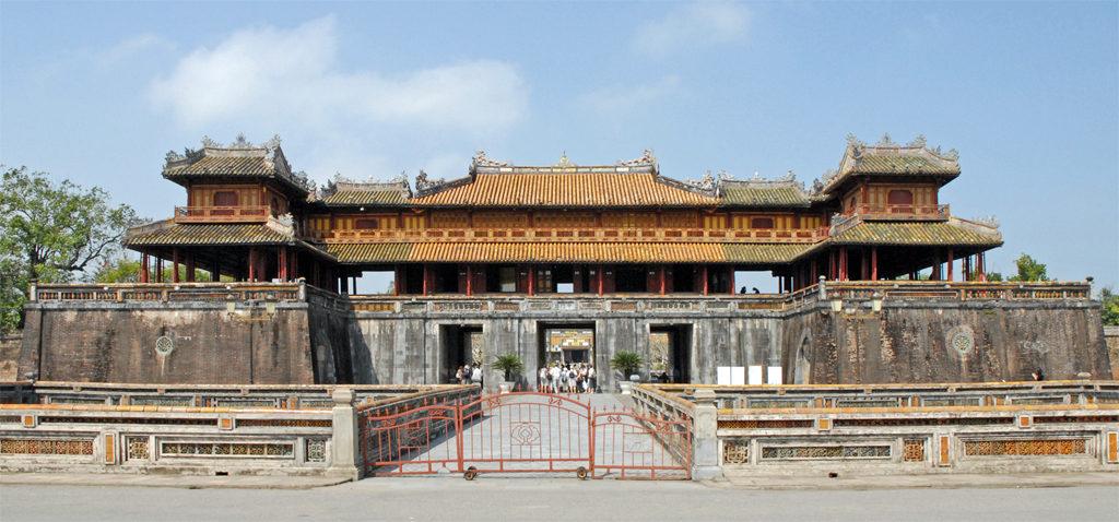 La cité Impériale Hué