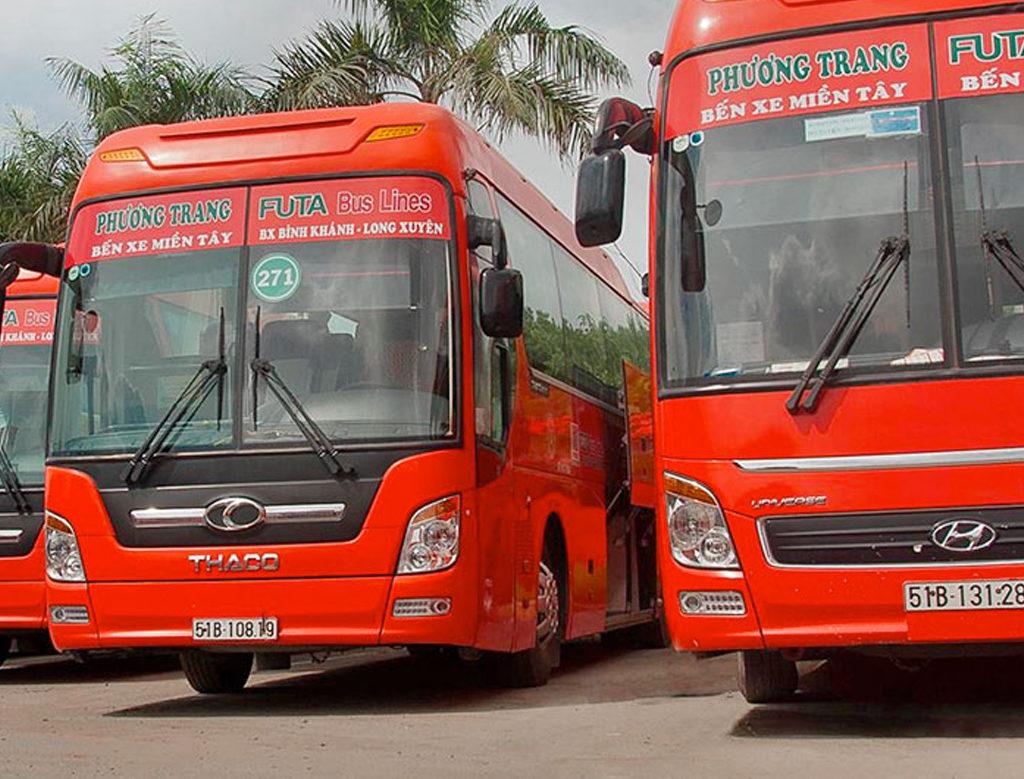 Déplacement en bus au Vietnam? horaires et comment réserver?