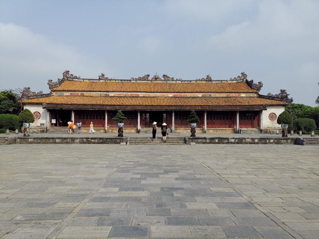Le temple Thê