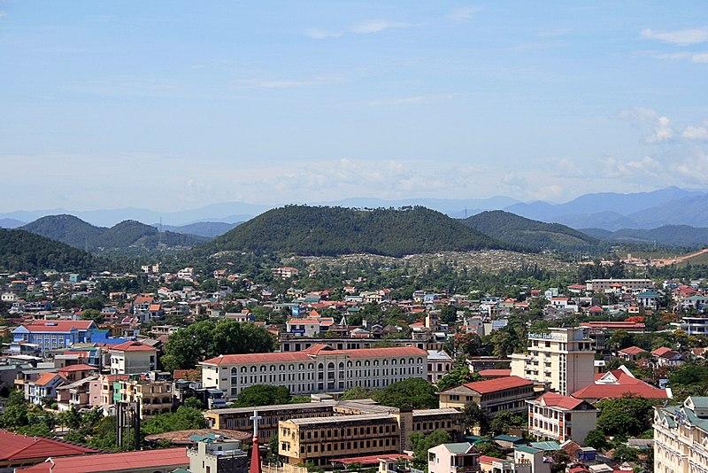 La montagne Ngu Binh