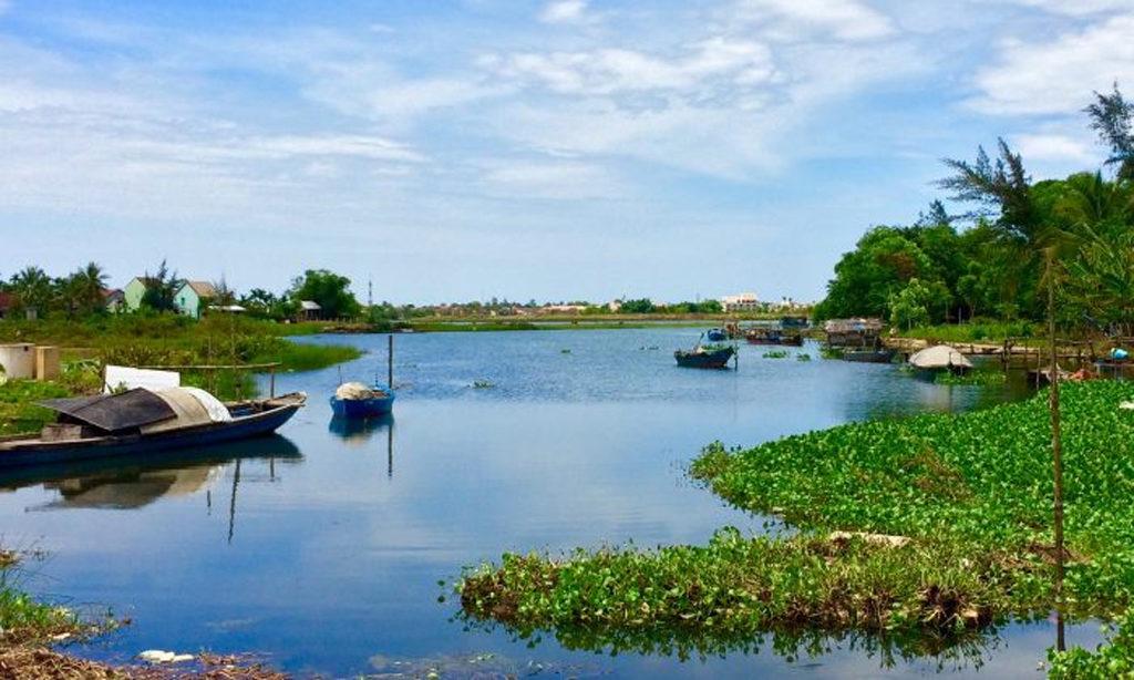 Les Îles de  Hoi An : Cam Nam et Cam Kim