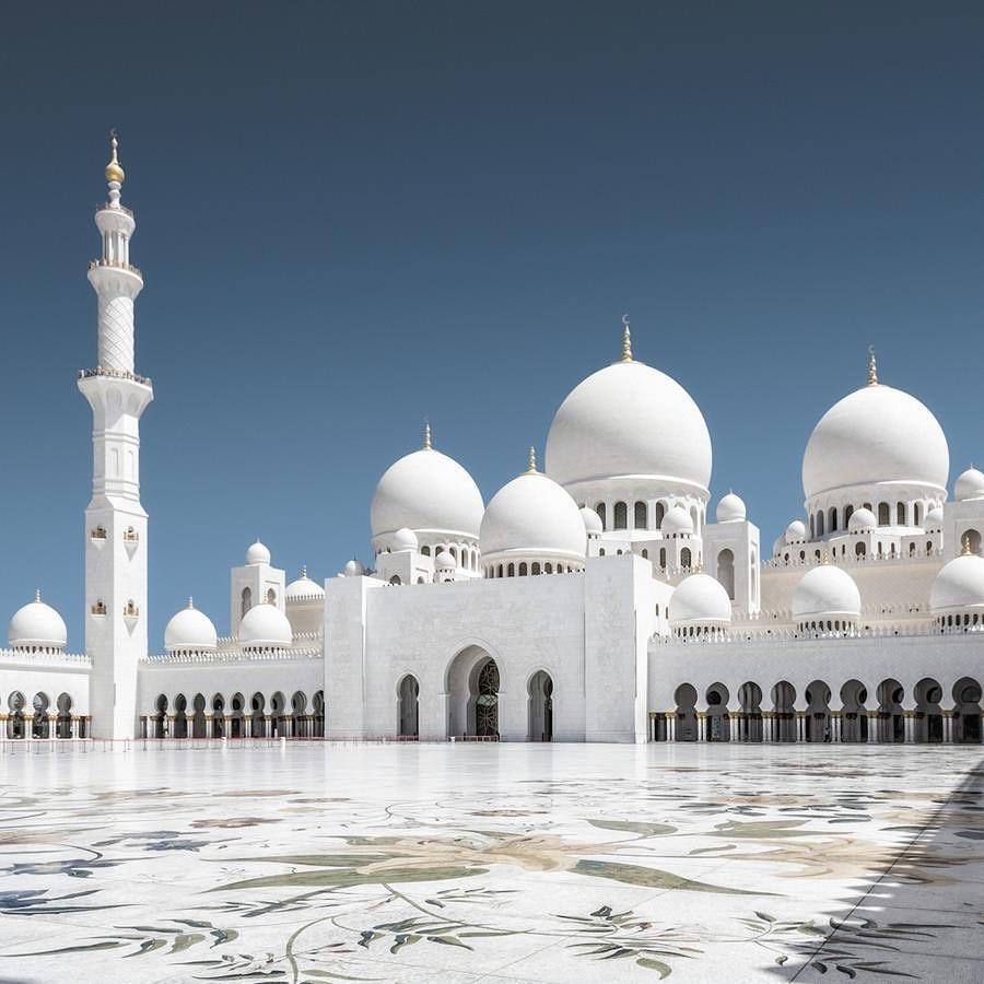 Mosquée Sheikh Zaye