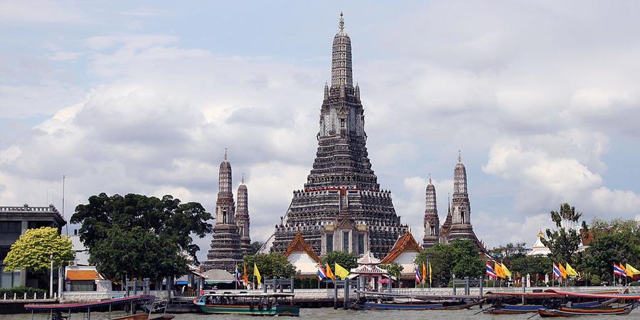 Wat Arun : le temple de l'aube