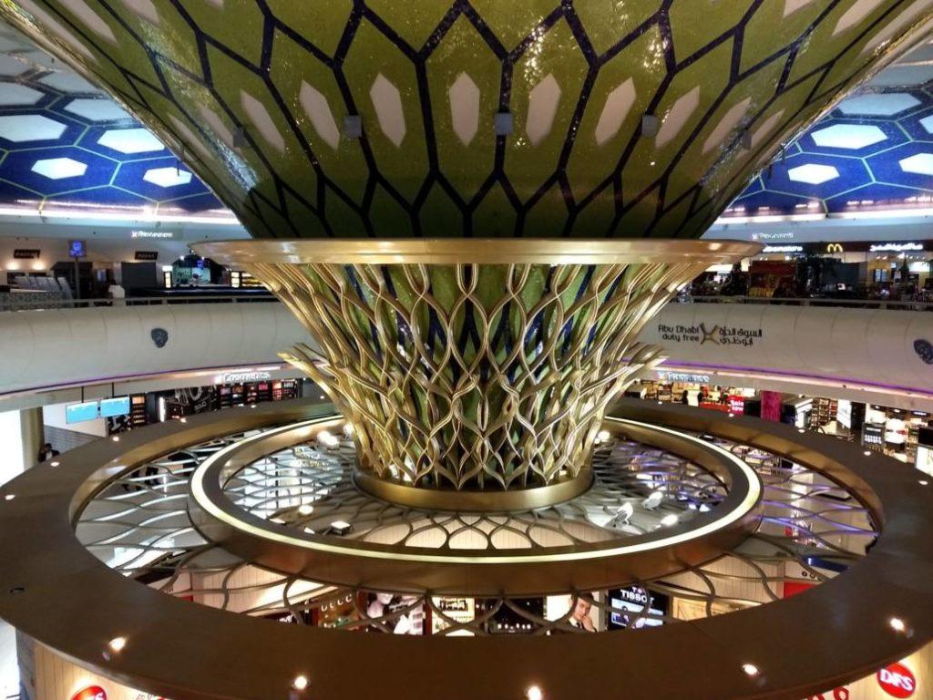 Abu Dhabi nous voilà