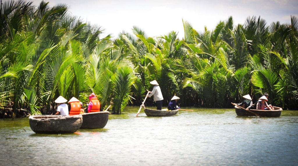 """Le village de """"Cam Thanh"""""""
