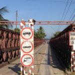 Vieux pont, Luang Prabang