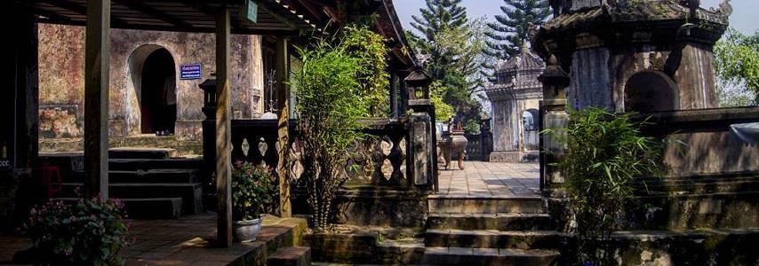 Le temple de Hon Chen