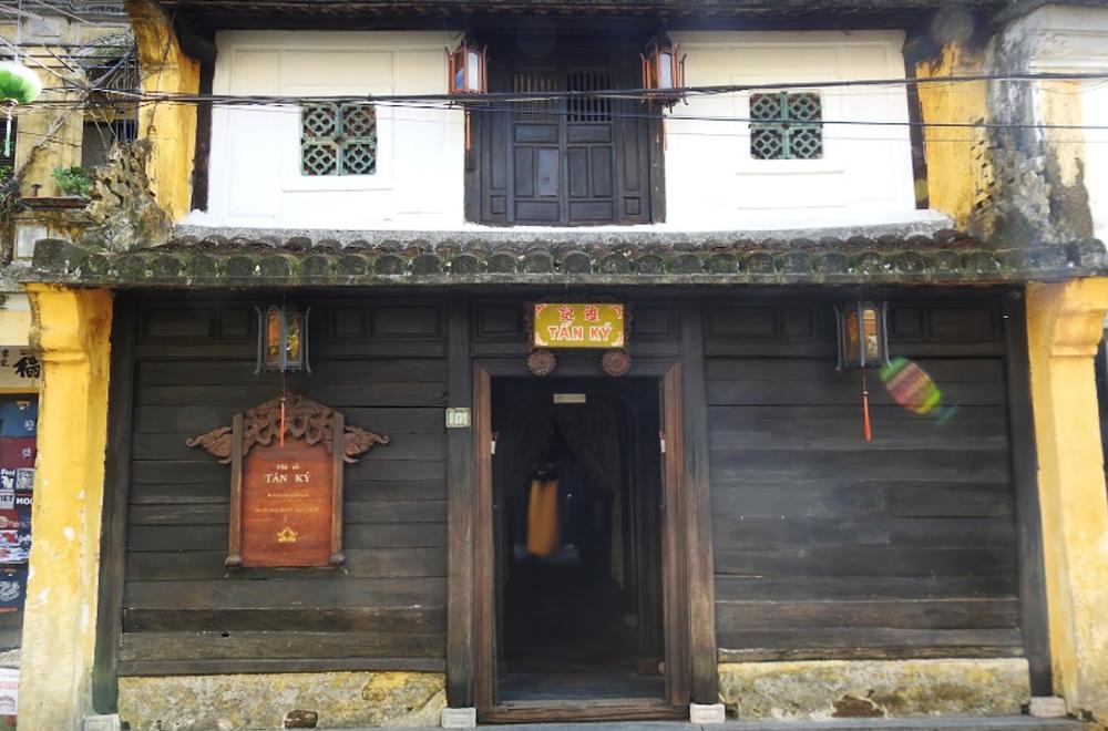 L'ancienne maison de Tan Ky