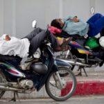 Comment trouver une Moto Taxi. Saigon