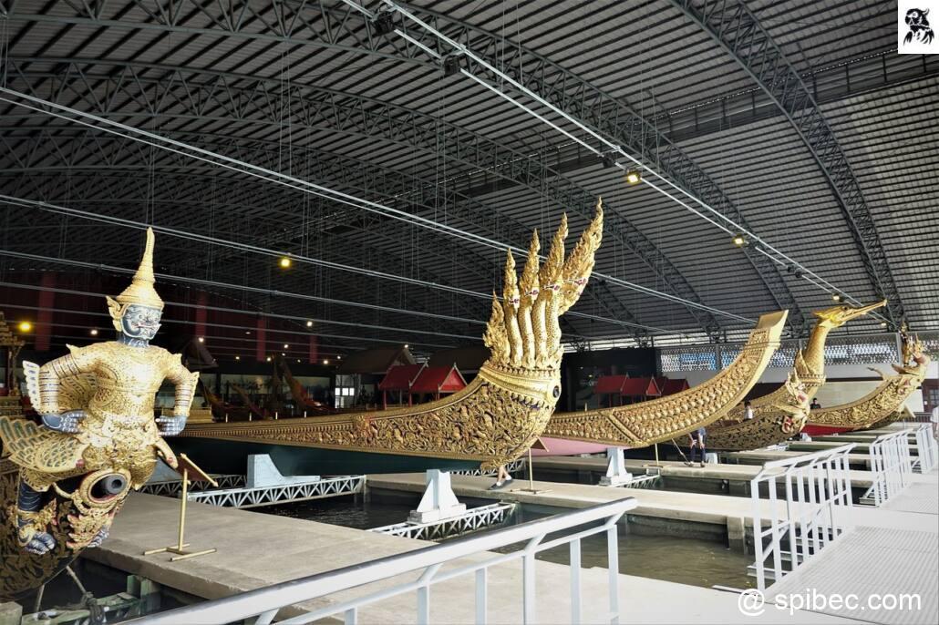 """Musée des """"barges"""" Bangkok"""