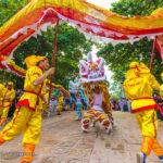 Les festivals d'Asie