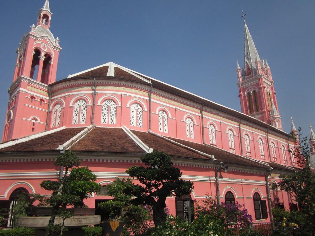 L'Église Tan Dinh