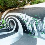 Du graffiti au Street Art