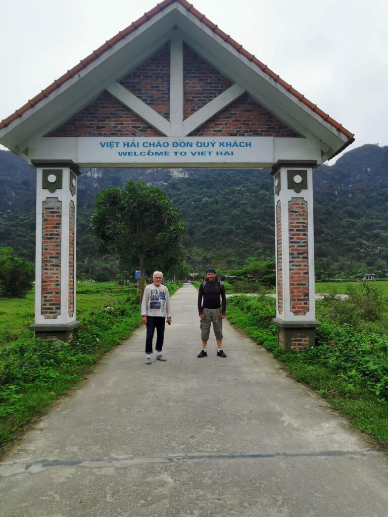 Balade à vélo au village de pêcheurs de Viet Hai