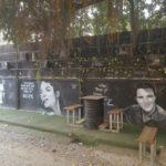 Street Art et bar Reggae à Siem Reap