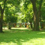 Le parc Lumpuni Bangkok