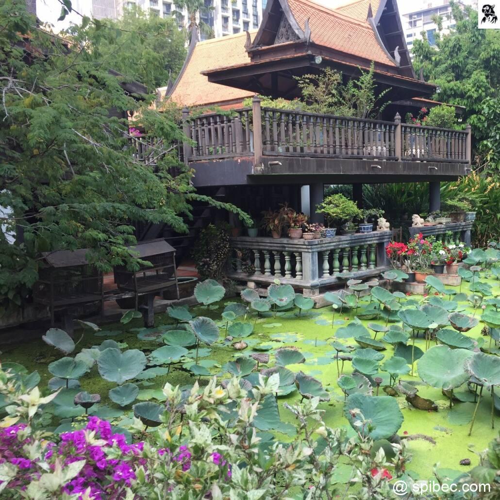 La maison de MR Kukrit Pramoj Bangkok