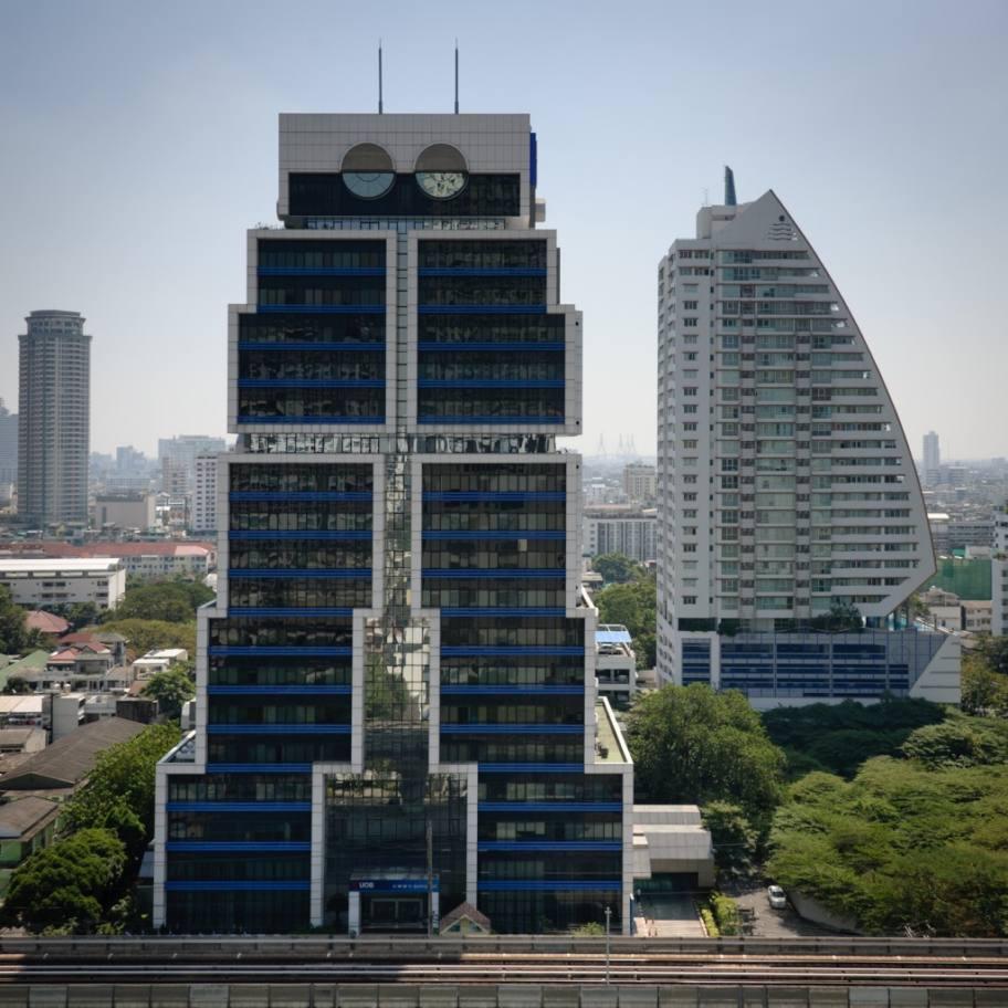 Robot Building Bangkok