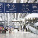 Aéroport Suvarnabhumi - Bangkok