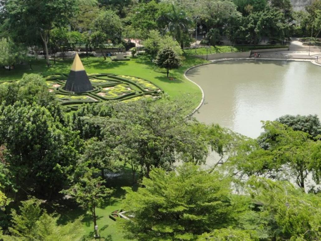 des Parcs et Activités à Bangkok