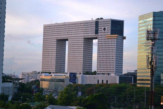 Elephant building bangkok