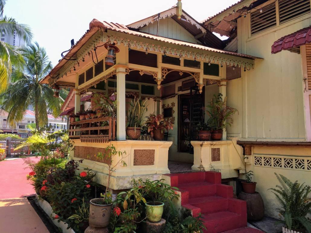 La villa Sentosa Melaka