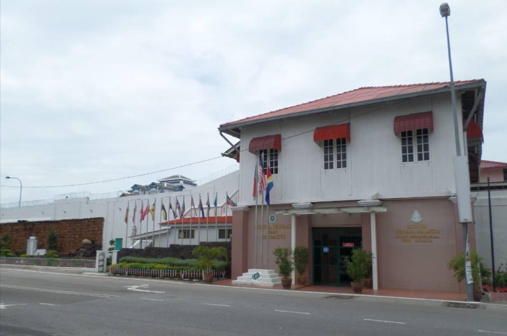 La prison de Melaka