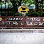 L'espace naturel et le zoo de Taiping