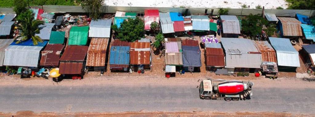 Sihanoukville : OPA chinoise