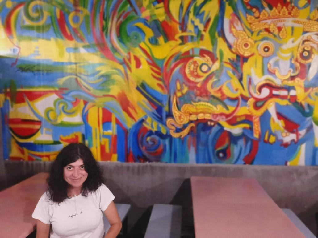 Où trouver du Street Art à Bangkok