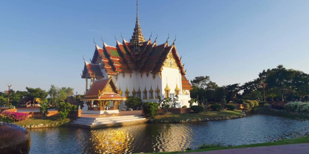 Muang Boran, l'ancienne cité du royaume de Siam