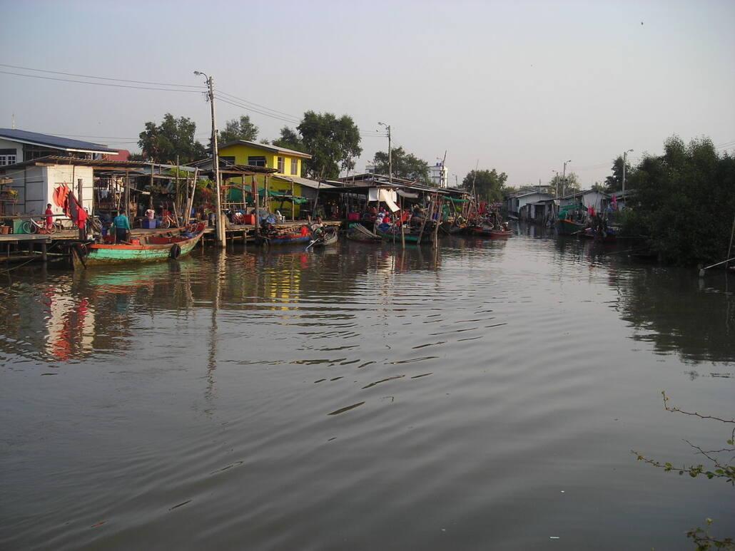 Province Samut Prakan