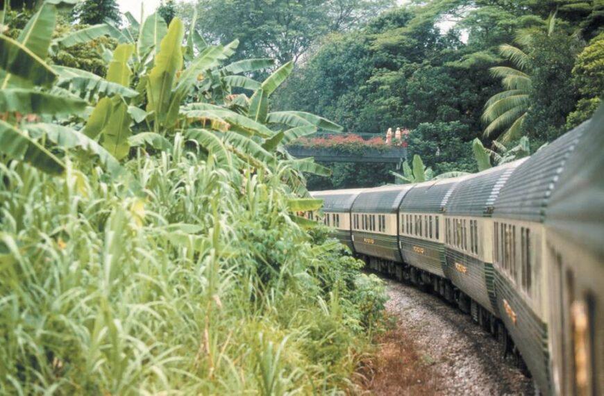 Prendre le train en Malaisie