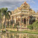 La pagode Vinh Trang