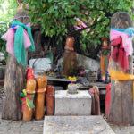Chao Mae Tuptim Temple du phallus