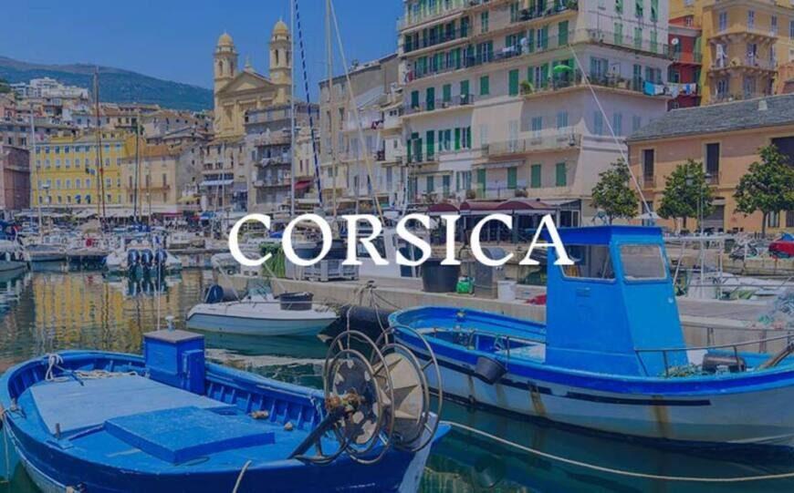 La Corse – Corsica