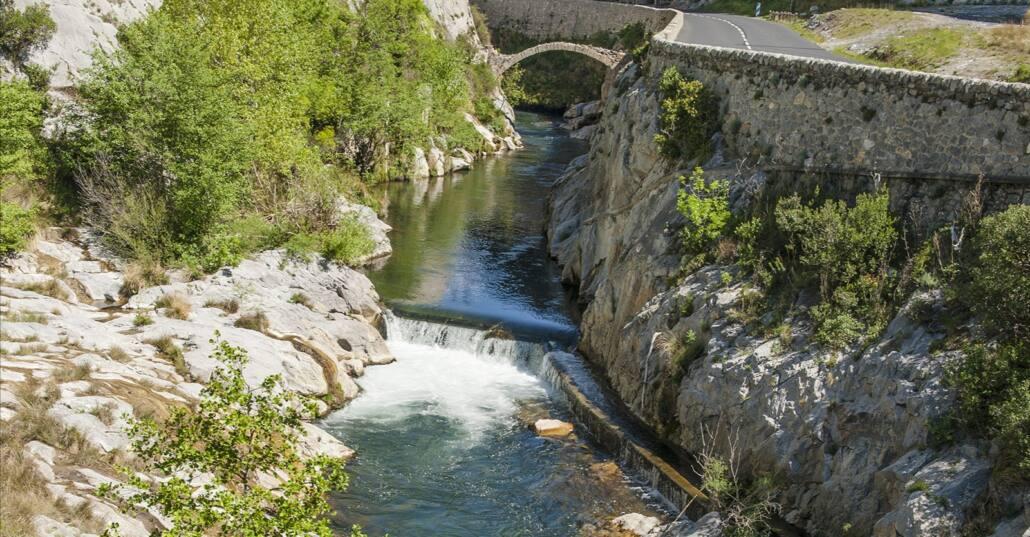 4 jours dans les Pyrénées Orientales.