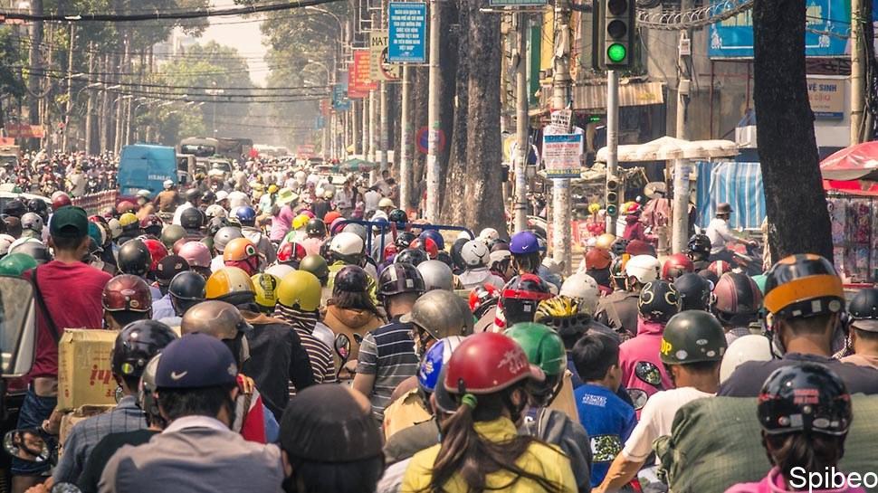 Comment se déplacer à l'intérieur du centre de Saigon.