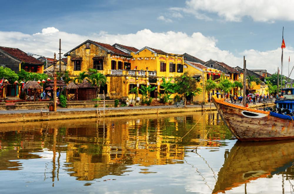 Départ de Saïgon arrive à Hoi An