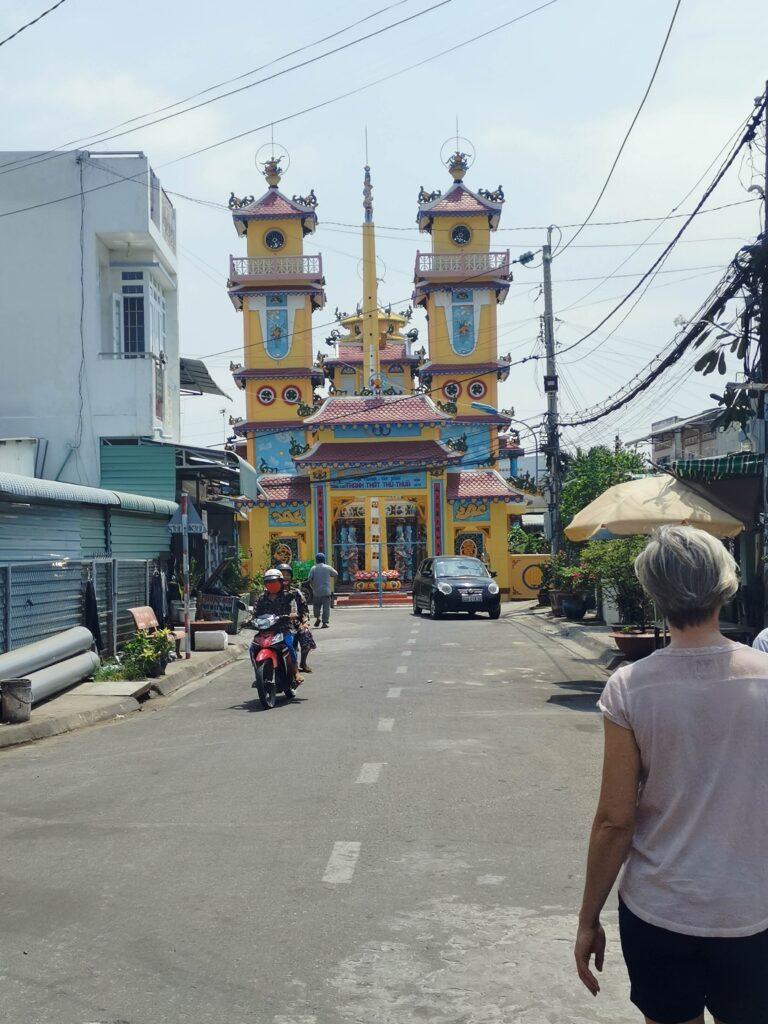 Thủ Thừa Cao Dai
