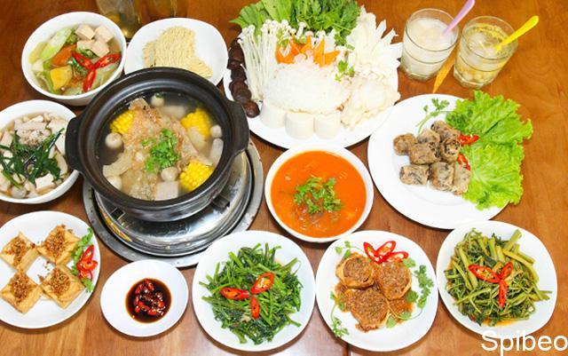 Végétarien à Ho-Chi-Minh ?