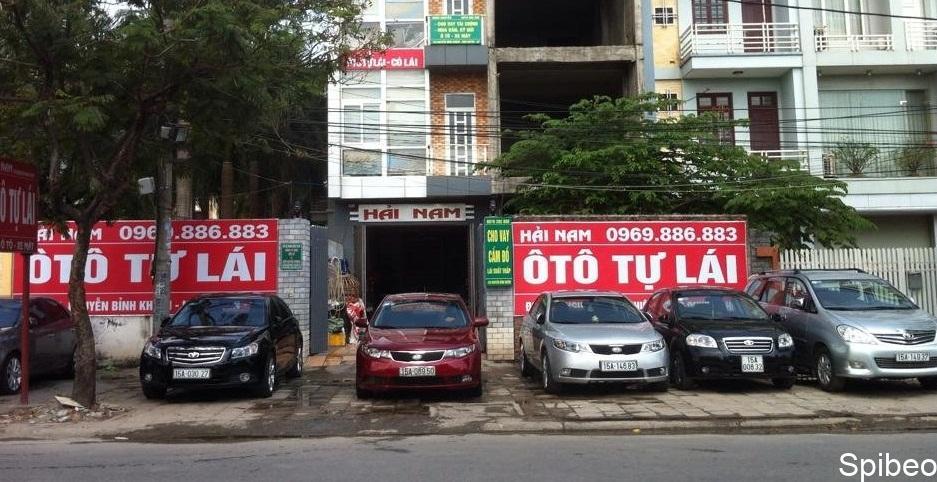 Louer une voiture au vietnam