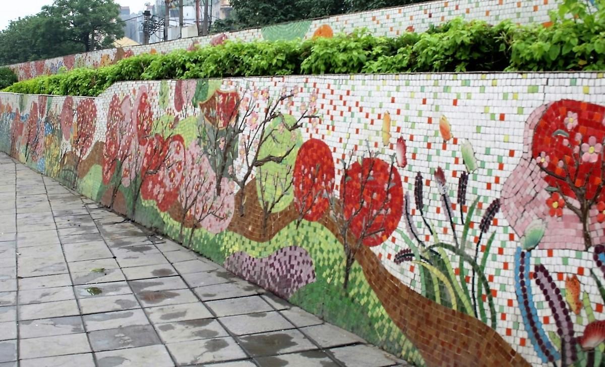 Céramique murale Hanoi